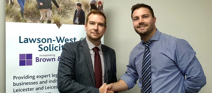 New Promotions at Lawson-West Solicitors