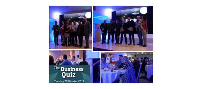 A Round-Up of The Business Quiz 2019