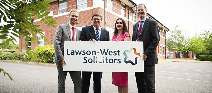 Join Lawson-West:  new career vacancies
