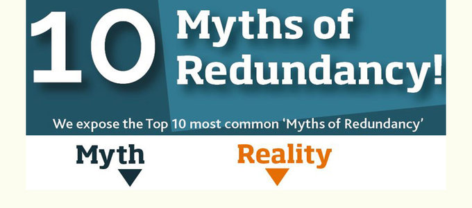 Employees:  10 Myths About Redundancy